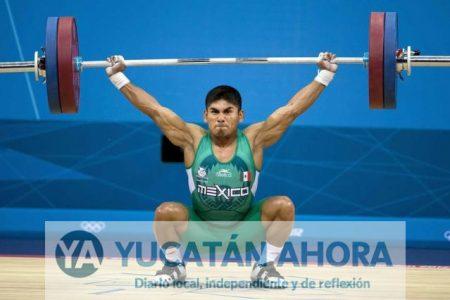 Pesista olímpico yucateco es convocado al mundial de pesas en California