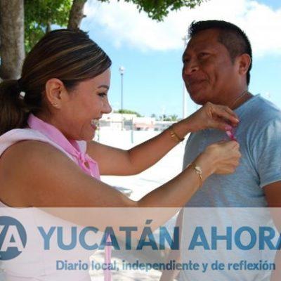 Anuncian caminata contra el cáncer de mama en Progreso