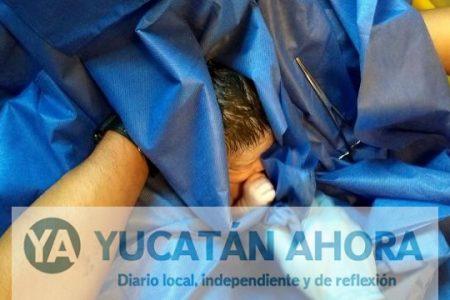 Nace otro bebé en carreteras del sur de Yucatán