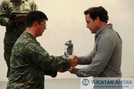 Profesionalizan a militares de Yucatán en respeto a los derechos humanos