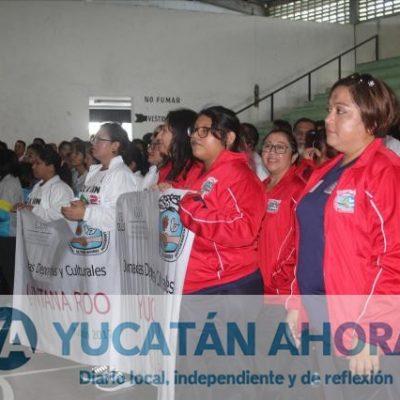 Arrancan en Progreso la Jornada Deportiva y Cultural 2017 de CDI