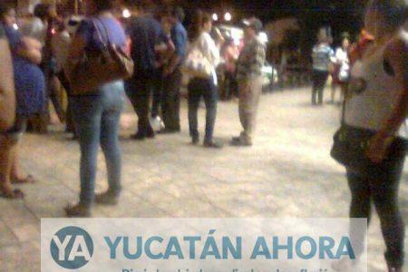 Se traslada al Registro Civil pleito de funerarias en Mérida