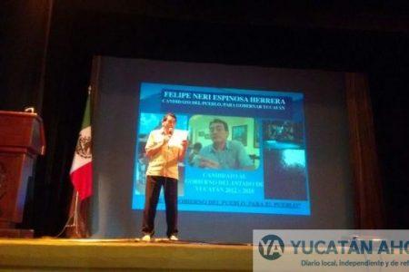 Felipe Neri: Los partidos políticos están aniquilando la democracia en Yucatán