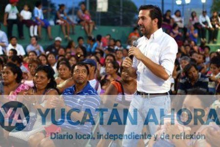 Gamboa: Seguiré alzando la voz para que siga la transformación de los municipios
