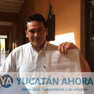 Sin su consentimiento, afilian al PRI a ciudadano independiente