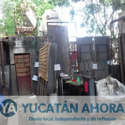 Clausuran recicladora en Umán ante insistentes quejas de vecinos