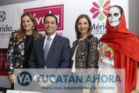 Mérida despedirá en grande su distinción como Capital Americana de la Cultura