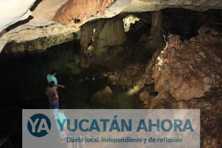 Extranjero apoyará para que Yucatán genere riqueza con sus cenotes y grutas