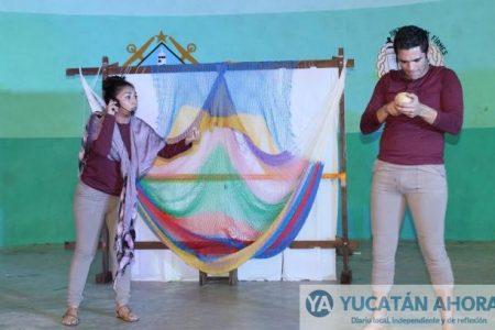 """Presentan en Progreso la obra """"Los gemelos invencibles"""" como parte del FICMaya"""