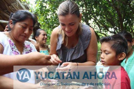 Cecilia Patrón promociona financiamiento a proyectos en comisarías
