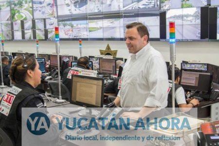 Va a la baja la tasa de delitos en Yucatán