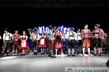 Casa llena en la fiesta alemana más esperada en Mérida