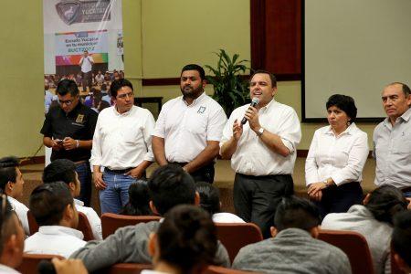 Piden ideas universitarias para la seguridad de Yucatán