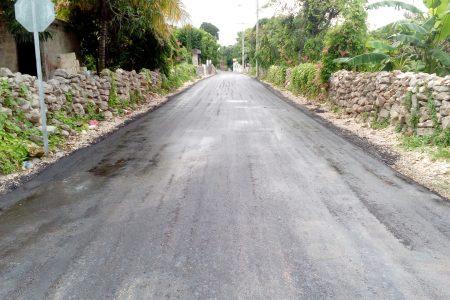 Kinchil lucirá otra imagen tras inversión millonaria en carreteras