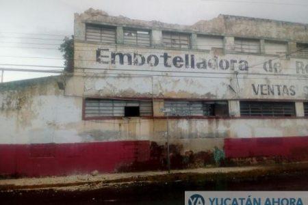 Potencial riesgo de desplome del edificio de Sidra Pino
