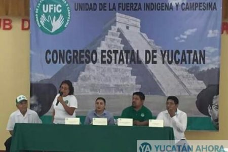 Nuevo liderazgo en organización campesina en Yucatán