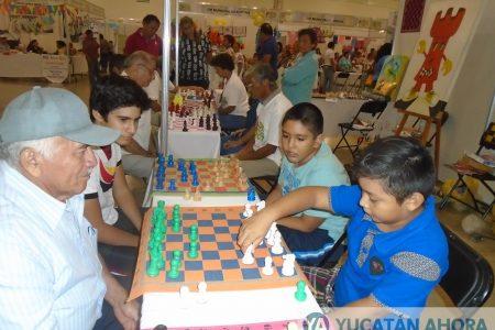 Clases gratuitas de ajedrez en el corazón de Mérida