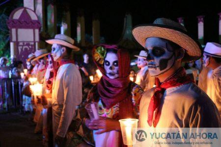 Las ánimas, de Paseo en la Mérida antigua