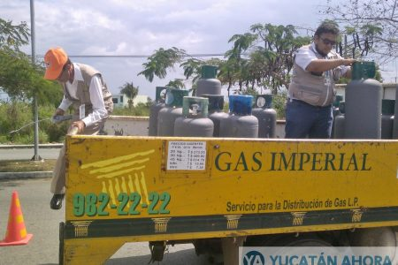 Gas imperial vende tanque incompleto