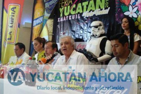 El Parque Baxal Ja, principal atractivo de la Feria Yucatán 2017