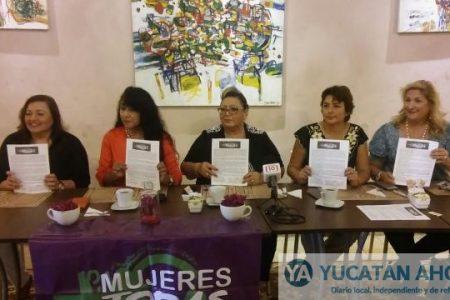 """""""Mujeres Todas"""" denuncia al IEPAC por violencia política"""