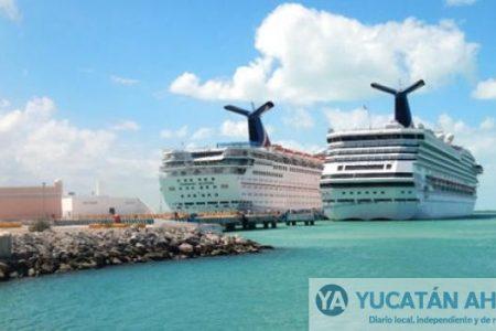 México recibe 5 millones de turistas de crucero