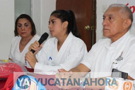 Michelle Navarro, representará a México en el mundial de karate en España