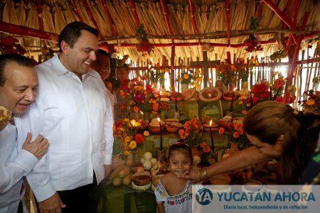 El Janal Pixán, una tradición muy viva en Yucatán
