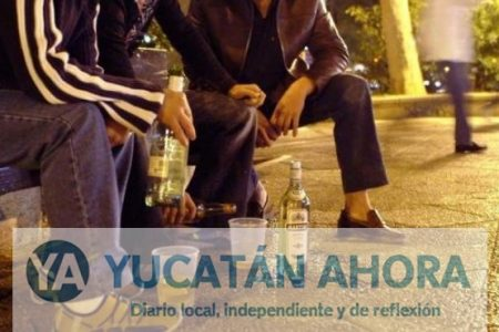 Yucatán, campeón en alcoholismo desde 2012