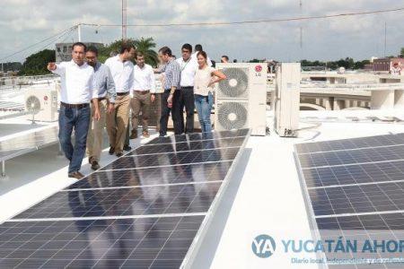 Mérida, referente internacional en el combate al cambio climático
