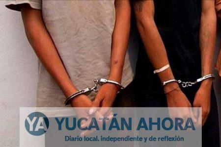 A prisión menores que asaltaron violentamente en Kanasín