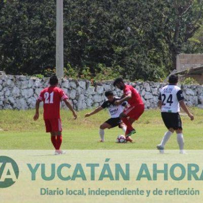 Grandes emociones en la primera jornada de la Primera Fuerza Estatal del Futbol