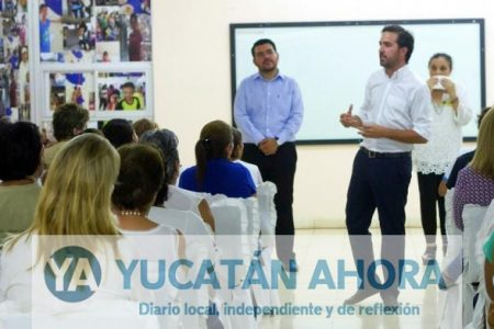 Pablo Gamboa apoyará a asociaciones civiles de asistencia social