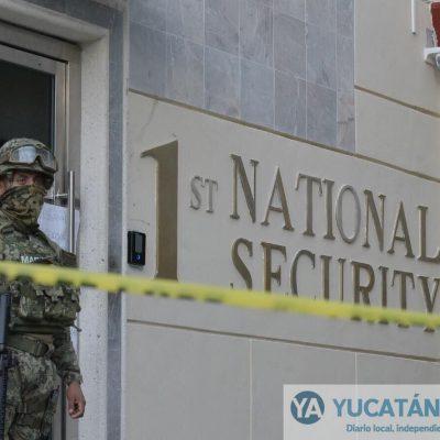 Dueños de First National Security acusan a la PGR del 'robo del siglo'