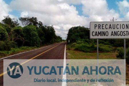 Construyen carretera para comunicar Chacsinkín con Xbox