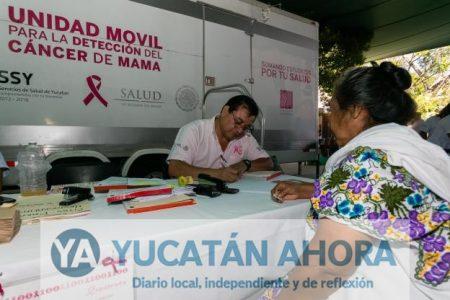 En el país el cáncer de mama va a la baja, pero en Yucatán aumenta