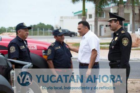 Evaluación nacional asegura que los policías yucatecos son los más confiables