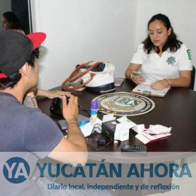 Vino de visita a Mérida y extorsionaron a su familia en Puebla