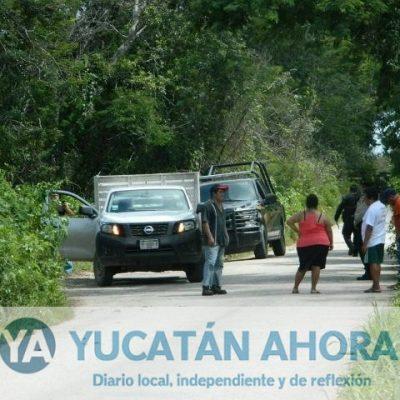 Asalto a punta de balazos en el sur de Yucatán, deja un muerto