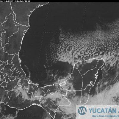 El frío se ensaña con Yucatán, 16 grados esta mañana