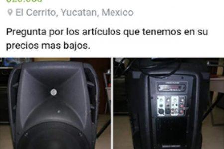 Denuncia Ciudadana: Sujeto le vende por Facebook refrigerador defectuoso