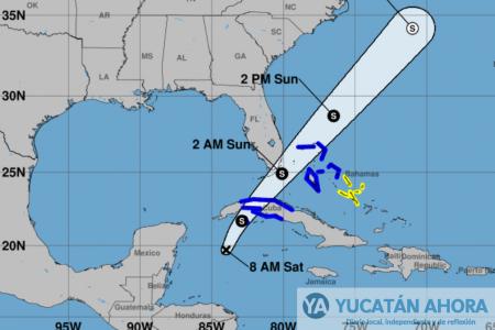 Grave error de CONAGUA: hasta ayer la depresión tropical no se formaba