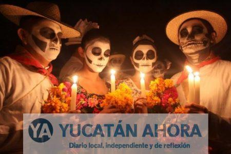 Mérida se prepara para el Paseo de las Ánimas
