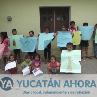 Como el Dalai Lama, niños mayas llevan en la memoria sabiduría ancestral