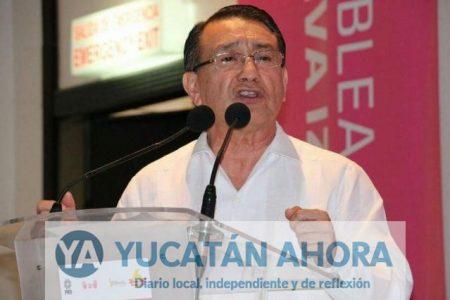 Suena Eric Villanueva para presidir al PRD nacional