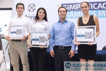 Mérida, primer lugar a nivel nacional en facilidad para hacer negocios