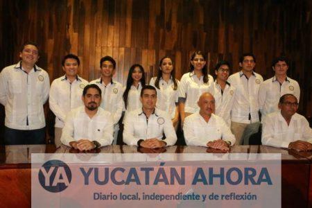 Designan presidente en la Nueva Federación Universitaria
