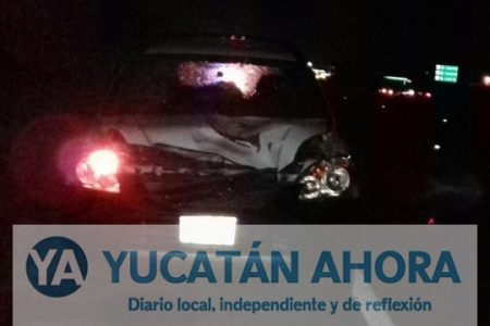 Tragedia en la carretera Mérida-Valladolid