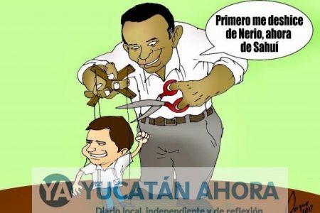 Mauricio Sahuí, el sacrificado rumbo a 2018