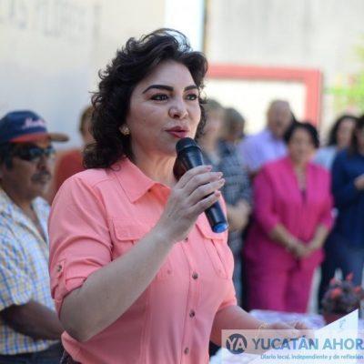 Critica Ivonne Ortega a partidos que ratificaron los gasolinazos